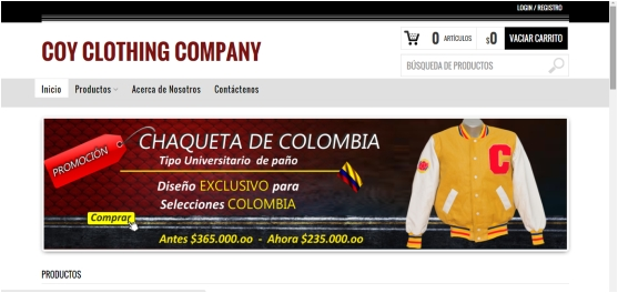 Coy Cloting Company