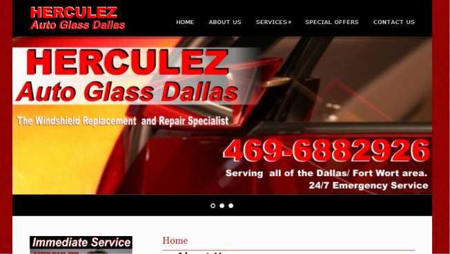 Herculez Auto Glass Dallas