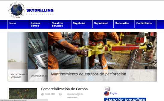Skydrilling